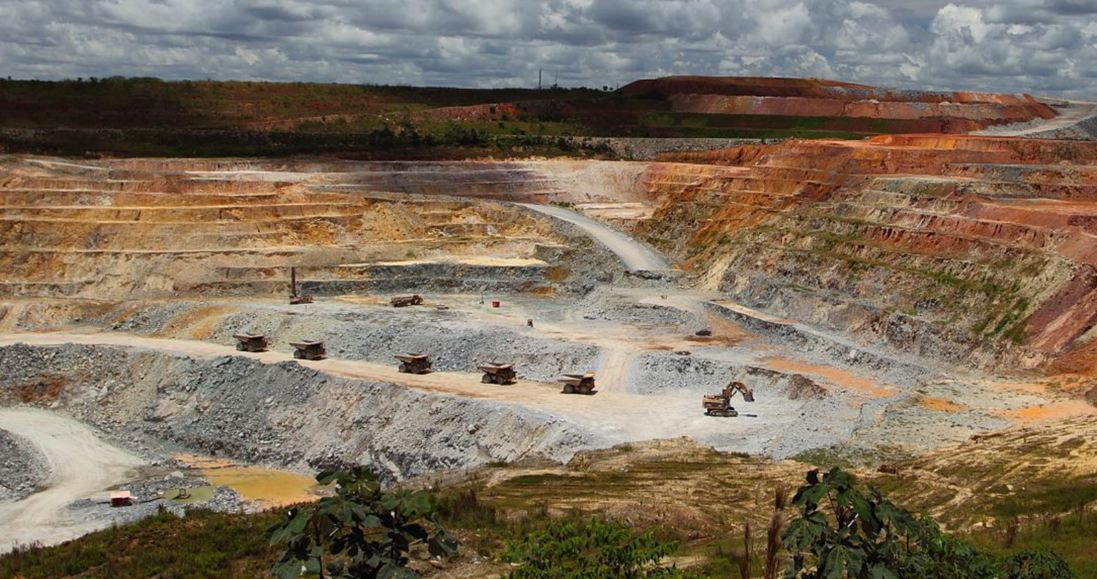Suriname is seeking renegotiation of MA's with IAMGOLD and NEWMONT